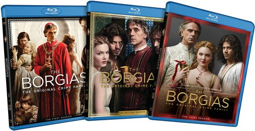 - The Borgias: The Complete Series Pack [Blu-ray]