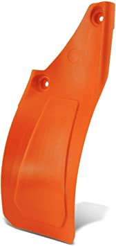 Cycra Mud Flap Orange for 16-19 KTM 450SXF