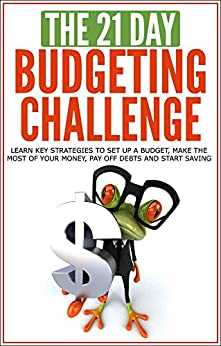 Budgeting Challenge strategies personal Challenges ebook product image