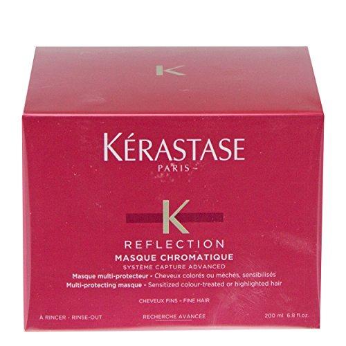 Kerastase Reflection Masque Chromatique Multi-Protecting Masque (Sensitized Colour-Treated or Highlighted Hair - Fine Hair) 200ml/6.8oz