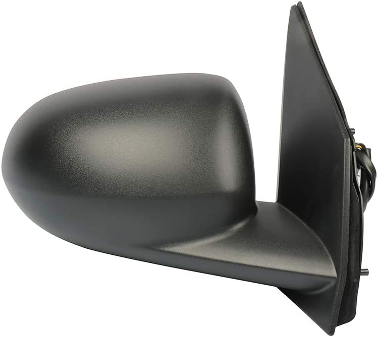 ECCPP Right Side Mirror Power Adjustment Heated Non-Folding Compatible with 2010-2012 Dodge Caliber