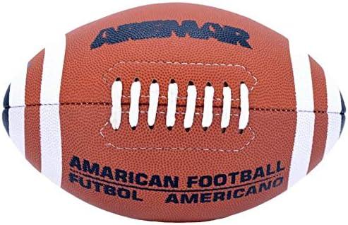 Creaciones Llopis Balón de Fútbol Americano o Rugby: Amazon.es ...