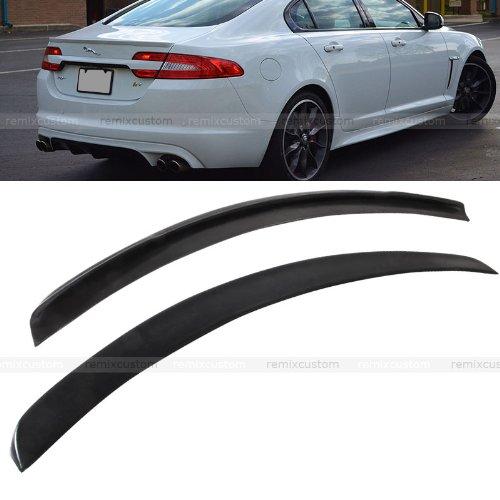 (09-14 Jaguar XF Factory Style Rear Trunk Spoiler PU)