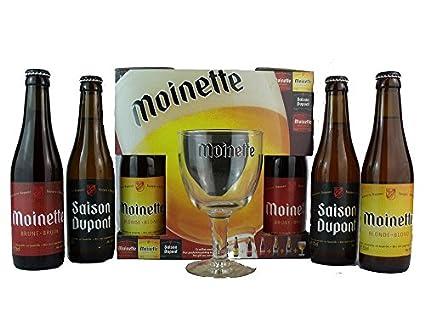 Moinette Belgian Beer Gift Pack