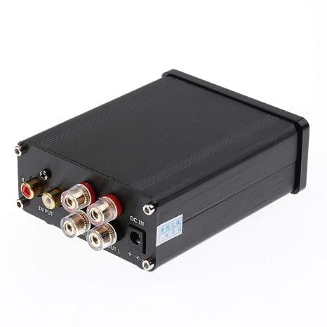 Audio & Video Accessories kesoto 1Pcs Audio Power Amplifier 2x50W Stereo Amp HiFi Audio Receiver TPA3116,LM1036 Audio & Video Accessories