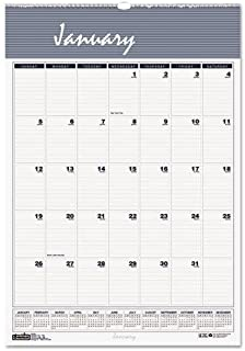 product image for HOD334 - Bar Harbor Wirebound Monthly Wall Calendar