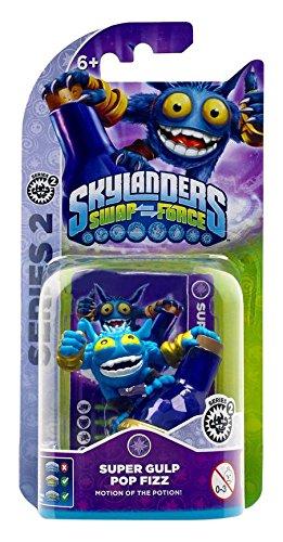 Super Gulp Pop Fizz Skylanders Swap Force Figure Character