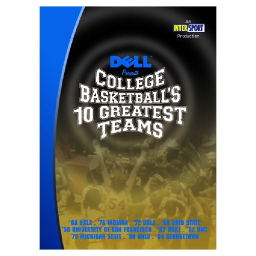 Price comparison product image College Basketballs 10 Greatest Teams