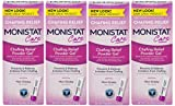 Monistat Care Chafing Relief Powder Gel | Skin Protection | 1.5 OZ | 4 Pack