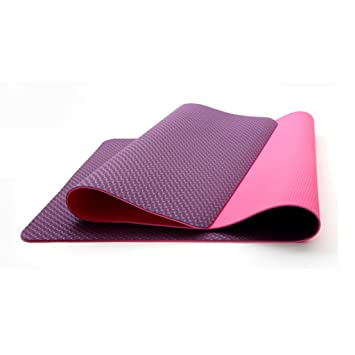 MMDP Eco Friendly 6mm Fitness Yoga Manta Hombres Large TPE ...