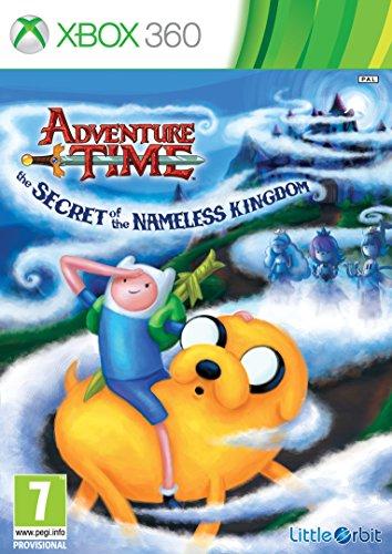 X360 adventure time : the secret of the nameless kingdom (eu)