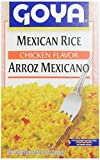 Goya Mexican Rice, Chicken Flavor 8 Oz (Pack of 3) Review