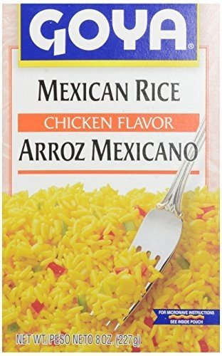 Goya Rice Mix Mexican