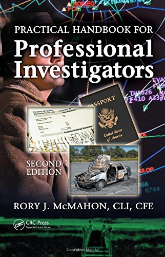 Practical Handbook for Professional Investigators, Second Edition