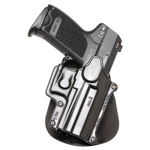 Fobus HK1 Paddle Holster H&K USP 9mm & 40 Compact or Full Sized from Fobus