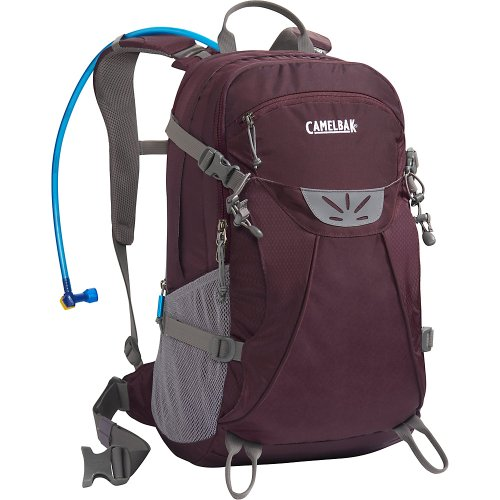Camelbak Women's Trinity Hydration Pack (100-Ounce/ 1525 Cubic-Inch, Fudge), Outdoor Stuffs