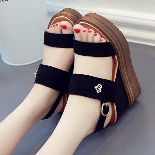 ZPPZZP Mme high heel avec fine gravure 38EU rouge
