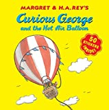 Front cover for the book Curious George and the Hot Air Balloon by H. A. Rey