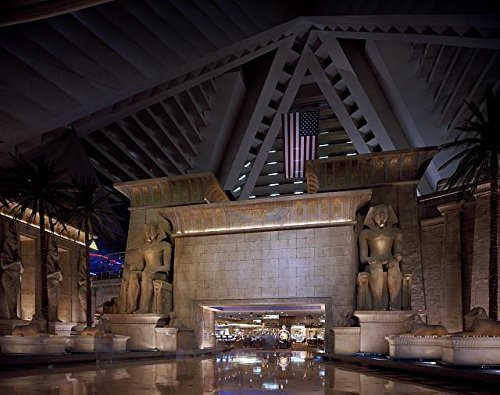 Photo: Entrance to Forum Shops,Las Vegas,Nevada,NV,Entertainment,Carol - Shops Forum Vegas