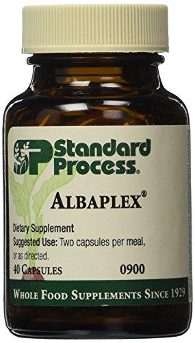 Albaplex 40 Capsules By Standard Process -  0900