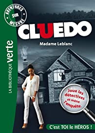 Aventures sur Mesure - Cluedo 06 - Madame Leblanc par  Hasbro