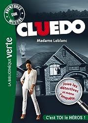 Aventures sur Mesure - Cluedo 06 - Madame Leblanc