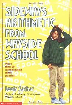 Sideways Arithmetic from Wayside School 0590457268 Book Cover
