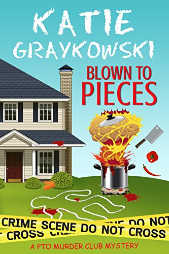 Blown To Pieces (PTO Murder Club Mystery Book 2)