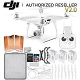 DJI Phantom 4 Pro V2.0/Version 2.0 Quadcopter Ultimate Flyer Bundle