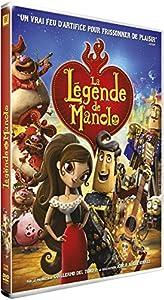 vignette de 'La légende de Manolo (Jorge R. Gutierrez)'