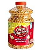 orville redenbacher white - Orville Redenbacher's Gourmet White Corn Popping Corn 30 Oz