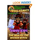Amazing Minecraft Comics: The Ender Kids and the War of the Wicked Witch: The Ultimate Minecraft Comics for Kids