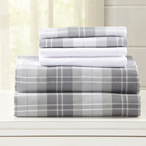 Hanley Collection Egyptian Quality Double Brushed Microfiber
