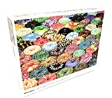 1000 Piece Puzzle for Adults - Difficult Donuts