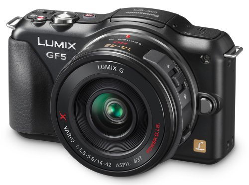 Panasonic DMC GF5XK Mirrorless Digital Camera