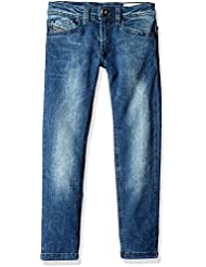 Diesel Boys' Straight Leg Waykee J Stretch Joggjean