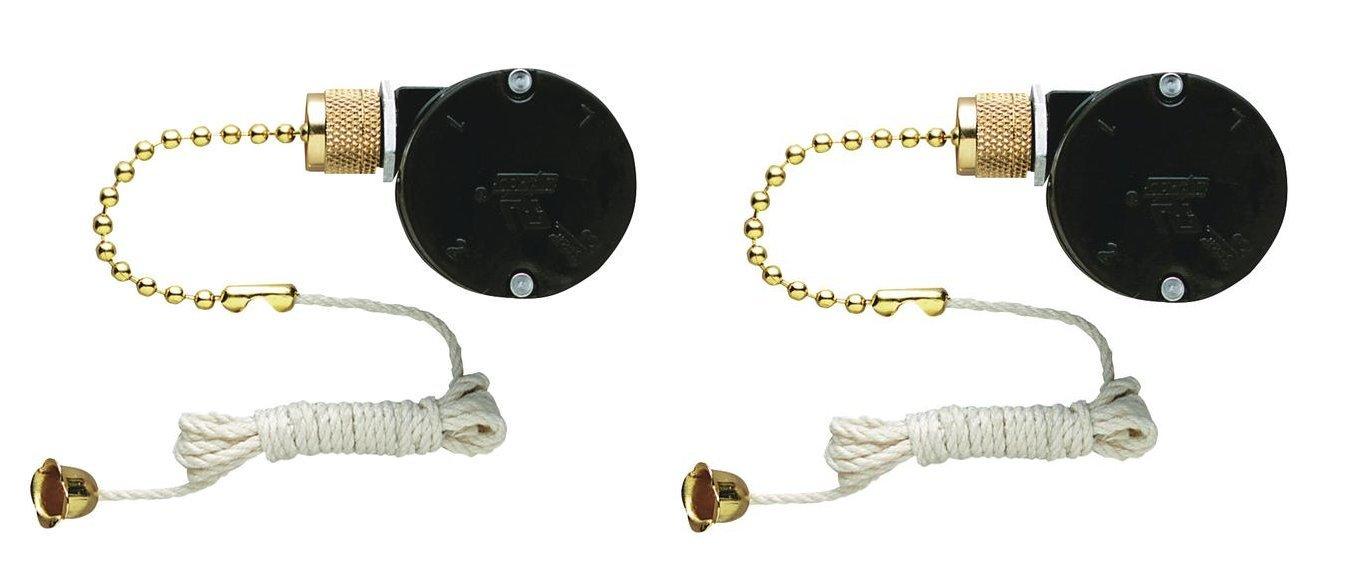 Westinghouse 77075 3 Speed Fan Switch Well Tec E116997 Wiring Diagram