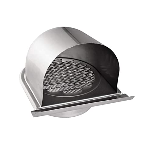 Amazon.com: HG POWER - Rejillas de ventilación de acero ...
