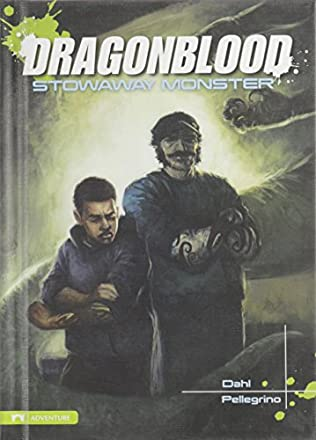 book cover of Stowaway Monster