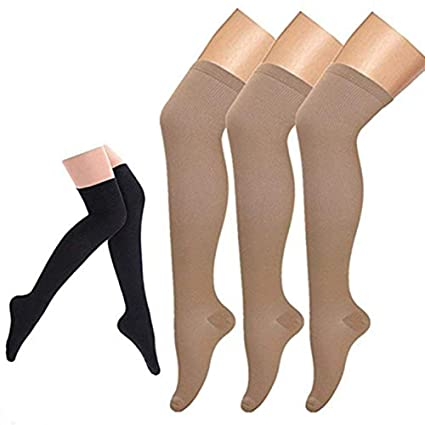 e384a2418 Amazon.com  Bluemaple Compression Socks