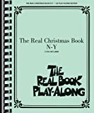 The Real Christmas Book Play-along, Vol. N-Y, , 1458415538
