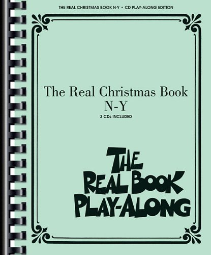 Read Online The Real Christmas Book Play-Along, Vol. N-Y PDF