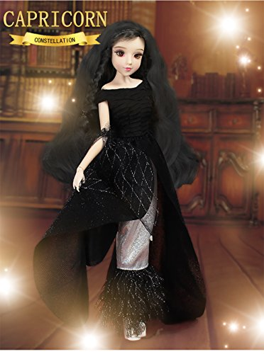 Mystery Magic Girl Fortune Days BJD doll 12 inch Twelve constellation series doll (CAPRICORN)