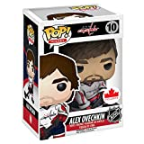 Funko NHL-Alexander Ovechkin Pop Sports Toy Figure, One Size
