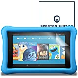 6X - Spartan Shield Premium HD Screen Protector For Amazon Fire HD 8 Kid's Edition (2017) - 6X