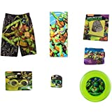 Teenage Mutant Ninja Turtles Swim Trunks, Poolside and Beach Towel Set