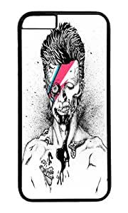 Zheng caseApple Iphone 6 Case,WENJORS Adorable Zombowie Hard Case Protective Shell Cell Phone Cover For Apple Iphone 6 (4.7 Inch) - PC Black