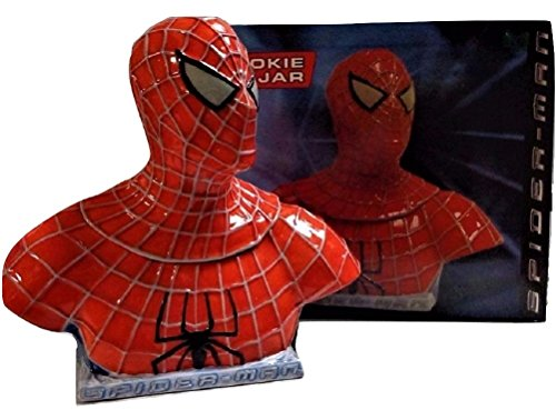 Spider-Man Cookie Jar Official Movie Merchandise by Marvel