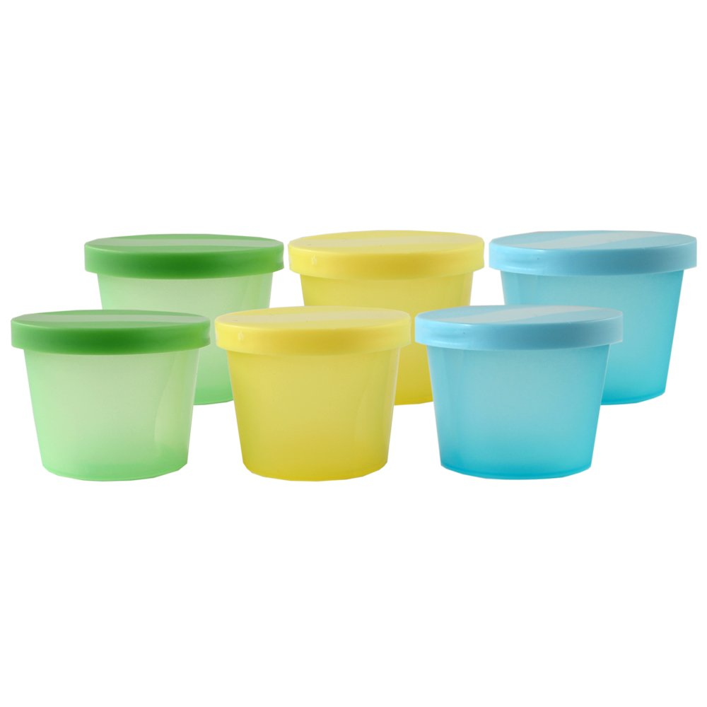 Nurtria Basic Storage Containers 6 pack – Green