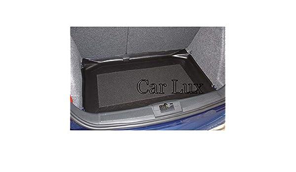 Amazon.es: Car Lux AR03472 - Alfombra Cubeta Protector Maletero ...